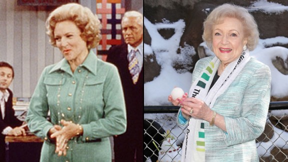 "After ""Mary Tyler Moore"" and ""The Golden Girls,"" Betty White went on to appear in a number of projects. She recently lent her voice to ""The Lorax"" and she hosts ""Betty White's Off Their Rockers."" As for her role as Elka Ostrovsky on ""Hot in Cleveland,"" White recently said: ""After 'The Mary Tyler Moore' group and 'The Golden Girls' group, to again get a group of women who all aren't just making it work, we adore each other! And if you wind up with these kinds of friendships that are life-long, there's nothing like it."""