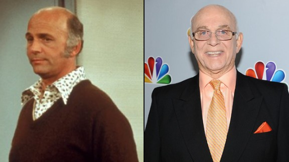 "After playing Murray Slaughter on ""Mary Tyler Moore,"" Gavin MacLeod hopped aboard ""The Love Boat"" as Capt. Merrill Stubing. He has since guest-starred on ""That '70s Show"" and ""The Suite Life on Deck."""