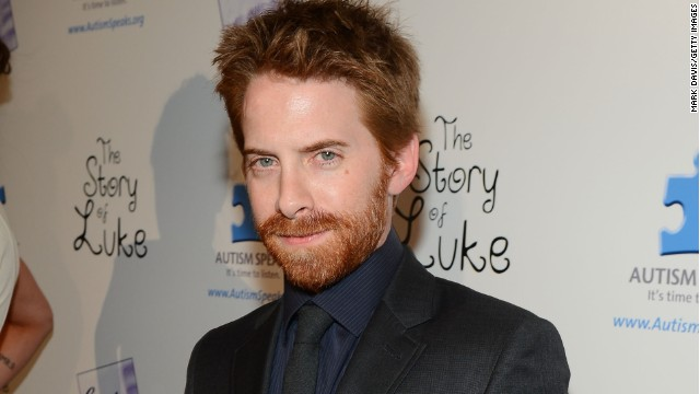 "Seth Green attends the Los Angeles premiere of  ""The Story of Luke"" at the Laemmle Music Hall on April 2."