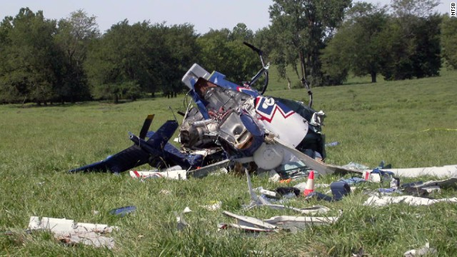 A 2011 medical transport helicopter crash raises serious questions about pilots using personal electronics in the cockpit.