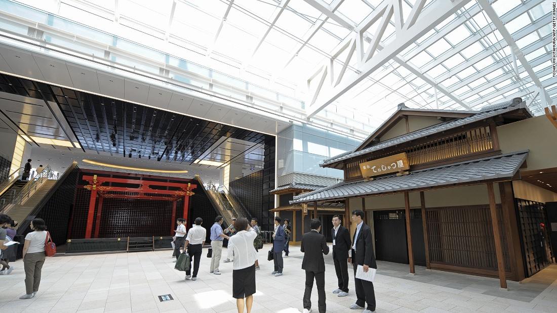 Tokyo Haneda is admired by travelers for being tidy, efficient, modern and generally just really pleasant, said Sleeping in Airports. Connected to the city center in roughly 45 minutes by public transport, it's far preferred to Tokyo's other airport, Narita, which is about two-hours away.