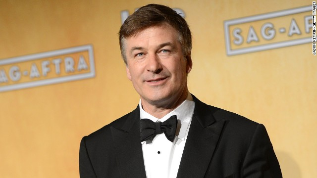 LOS ANGELES, CA - JANUARY 27: Actor Alec Baldwin attends the19th Annual Screen Actors Guild Awards Press Room at The Shrine Auditorium on January 27, 2013 in Los Angeles, California. (Photo by Jason Kempin/Getty Images)