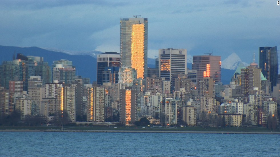 Vancouver is often cited in lists of the best places to live but InSite is located in one of the country's worst post codes.