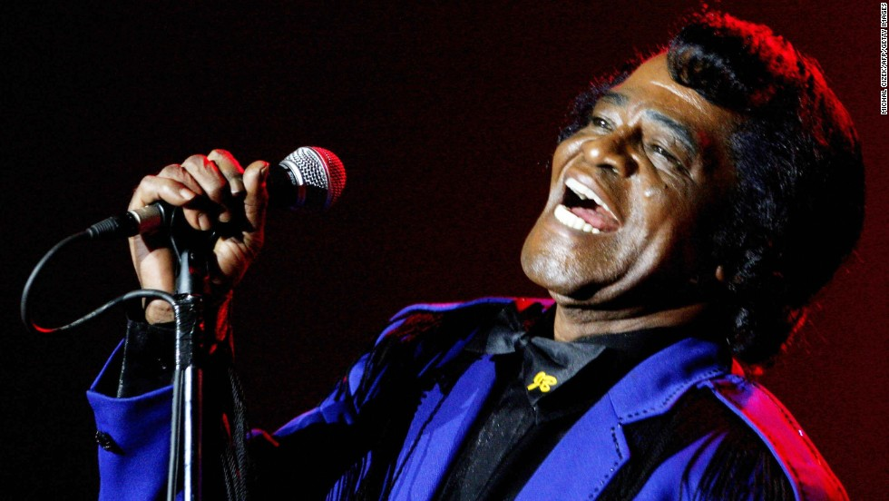 """Godfather of Soul"" James Brown shined shoes and sang songs on Augusta's Broad Street as a child. Despite passing away in 2006, Brown's presence still remains with his statue and music continually drawing visitors."