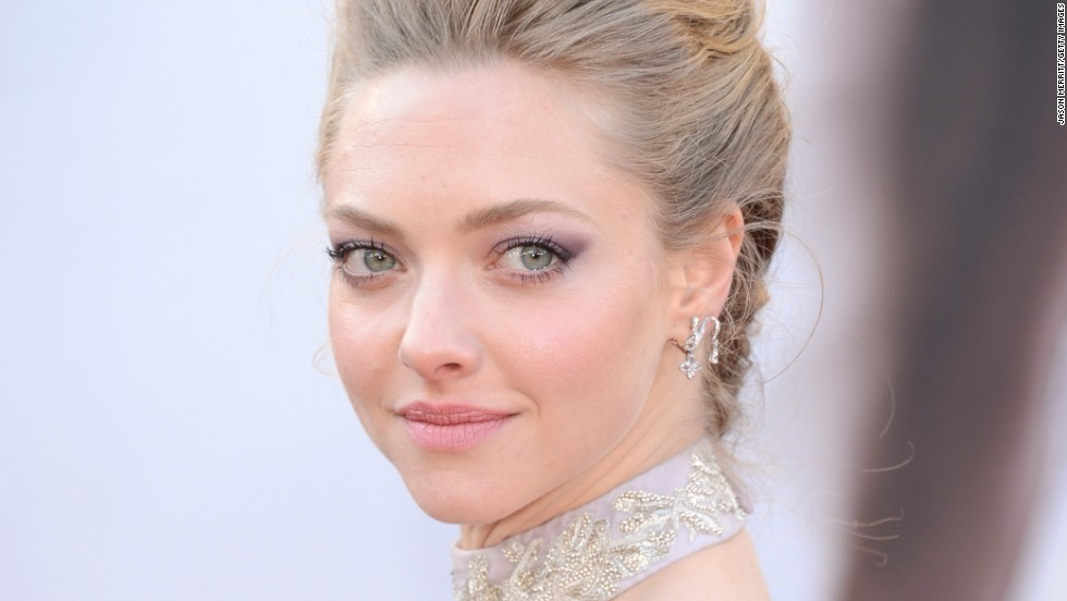 If you guessed older you are correct! Seyfried is 27.