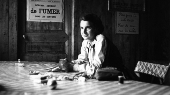 British chemist, crystallographer and biophysicist Rosalind Franklin (1920-1958) was the first to hypothesize and show, through x-ray diffraction, the double helix structure of DNA. Her discovery laid the ground work for Francis Crick and James Watson