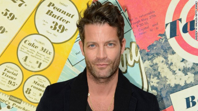 Celebrity designer Nate Berkus is engaged.