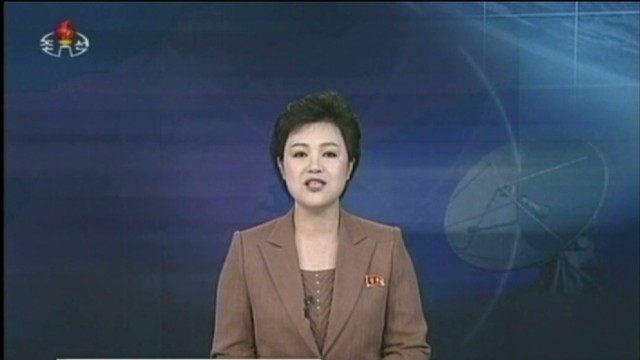 N. Korea TV: War just a matter of time