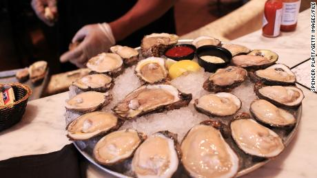Imported oysters linked to diseases in 5 states