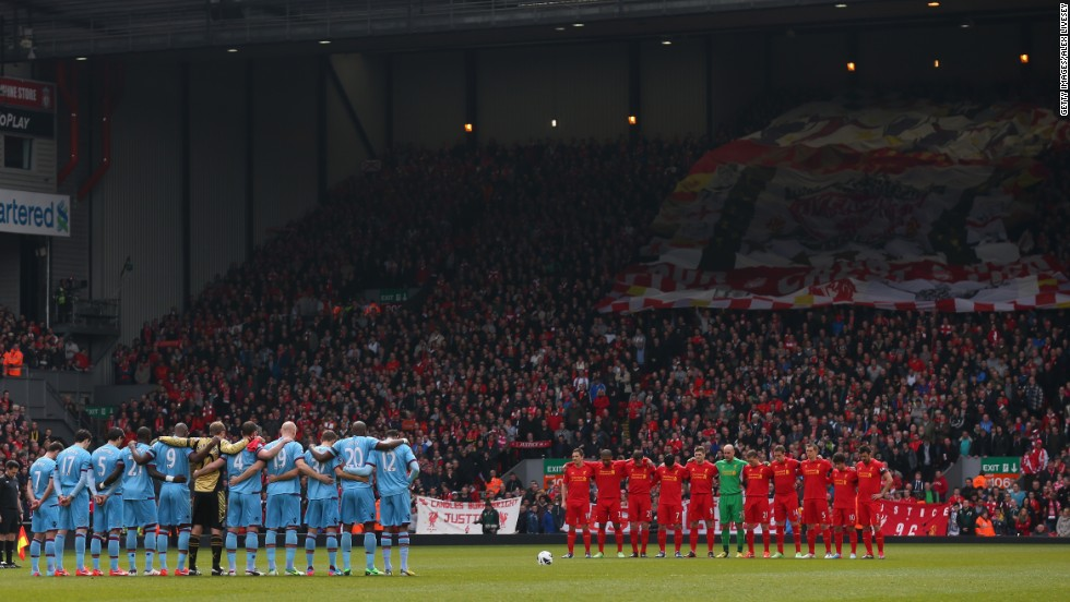 This weekend marks the 24th anniversary of the tragedy. A minute's silence will be held for the victims of Hillsborough at the Reading versus Liverpool match in the English Premier League.