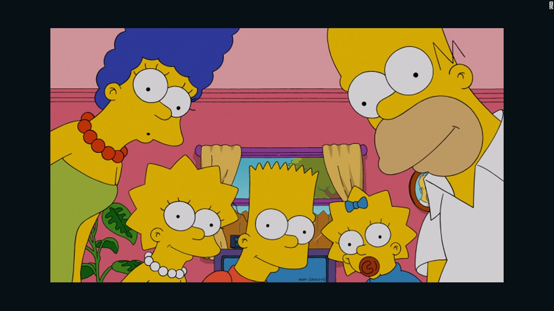 Proof that 'The Simpsons' could live forever