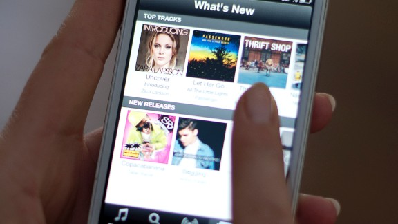 Launched in Sweden, Spotify came to the U.S. in 2011 and has built a sizeable audience through its partnership with Facebook. Spotify caters to the instant-gratification crowd by letting users stream anything for free from its library of 18 million songs.