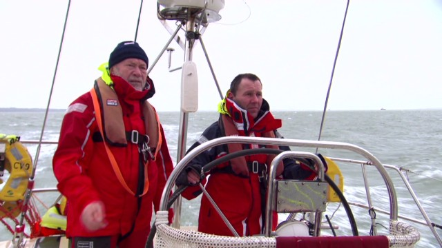 Recruits prepare for ocean race endeavour