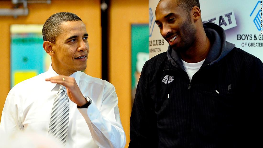 Meinung: Wenn Kobe Bryant nahm an Barack Obama