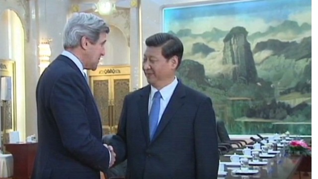 U.S., China agree on North Korea