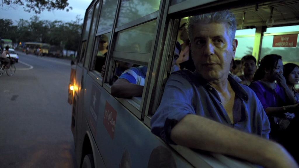 Full Episode 1: Bourdain in Myanmar
