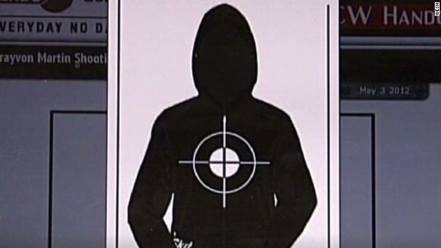 Officer defends use of 'Trayvon' targets