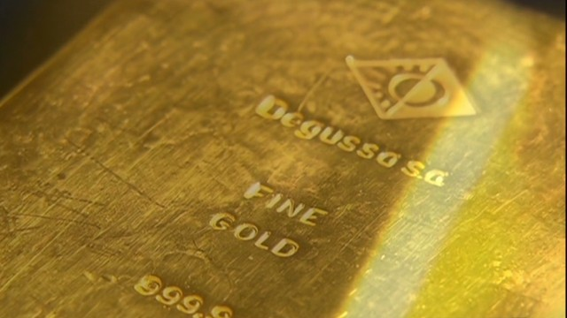 Why are gold prices tumbling?