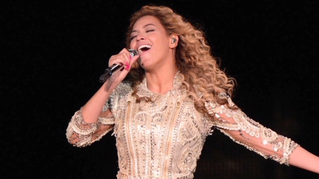 Beyonce: The poster child for success