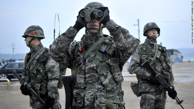 South: N. Korea prepping for nuclear test