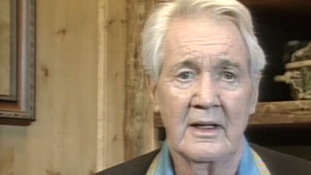 2001: Pat Summerall on beating alcoholism