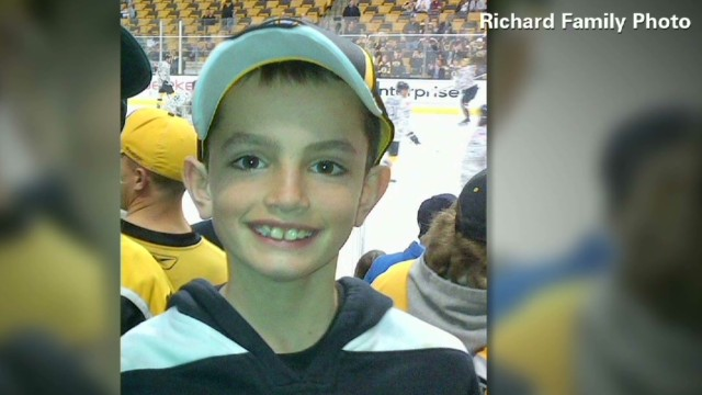 Remembering 8-year-old bombing victim