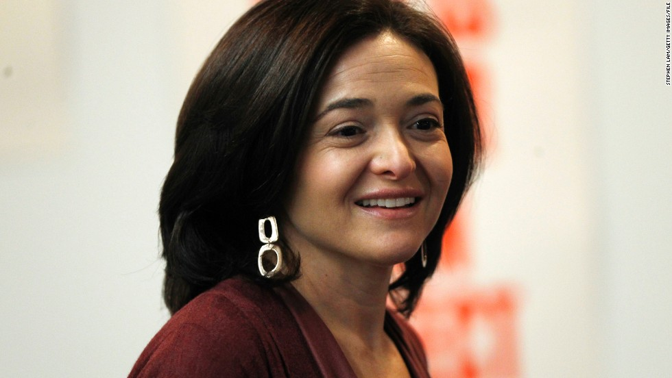 WINNER: Facebook Chief Operating Officer Sheryl Sandberg -- considered one of the most powerful women in business -- published her first book called 'Lean In: Women, Work and the Will to Lead.' The book sparked a movement encouraging women to pursue their ambitions and confront challenges in the workplace.