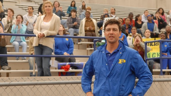"""""""Friday Night Lights"""" (2006): Based on a best-selling book and hit movie, the TV series offered a wisdom about small towns and relationships seldom seen in the medium."""