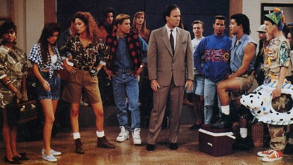 """Before you note how upsetting """"Saved by the Bell: The College Years"""" was -- and don't even get us started on """"The New Class"""" -- a """"Saved by the Bell"""" reunion could be pretty spectacular. Mark-Paul Gosselaar must think so, too. Why else would he have appeared on """"Late Night With Jimmy Fallon"""" as Zack Morris in 2009? Come on, Tiffani Thiessen. Do it for us."""