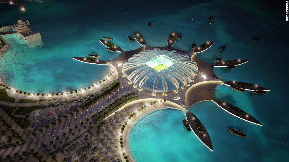 But costs have spiraled and the technology has yet to be successfully deployed in full. Qatar's 2022 World Cup organizing committee requested that the number of new stadiums it builds be reduced to eight or nine from the originally planned 12.