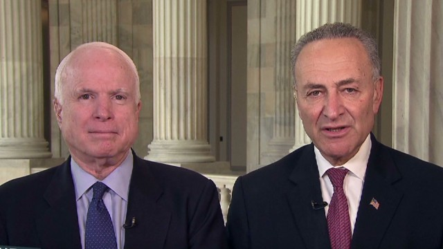 McCain: I can get the immigration votes