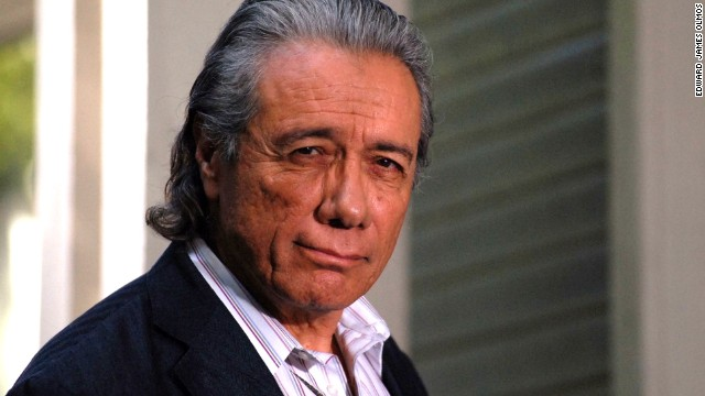"Edward James Olmos in ""Filly Brown"" coming out in theatres on April 19th"