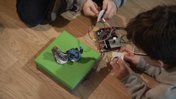 """The board can even be used as an educational tool for children, introducing them to the basics of programming through its in-built language """"Scratch4Arduino."""""""