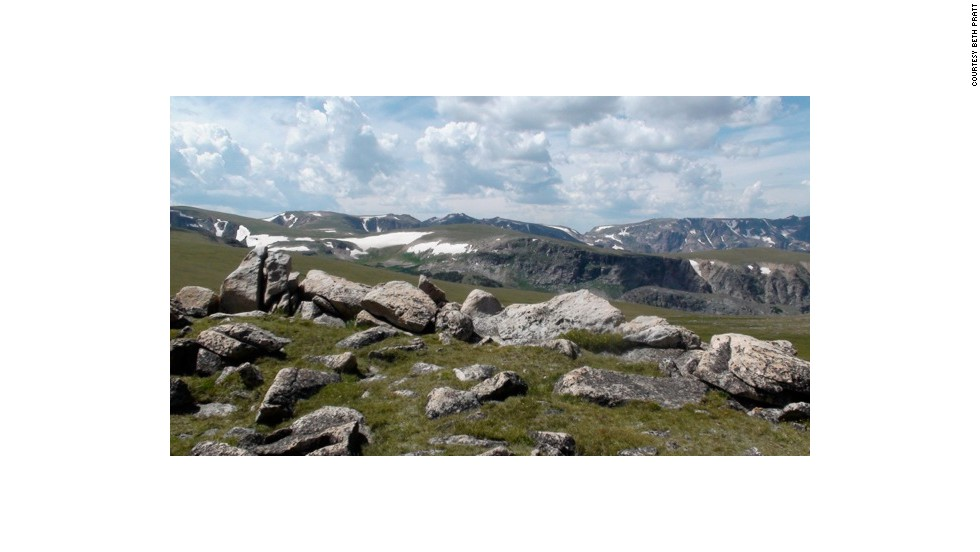 "The late CBS news travel correspondent Charles Kuralt called the Beartooth Highway, which runs through Montana and Wyoming, the ""most beautiful road in America."""