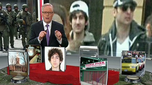 Breaking down the Boston bomber capture