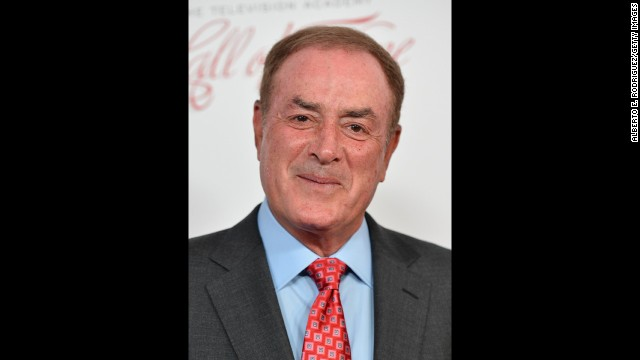 Sportscaster Al Michaels was arrested and charged with misdemeanor DUI.