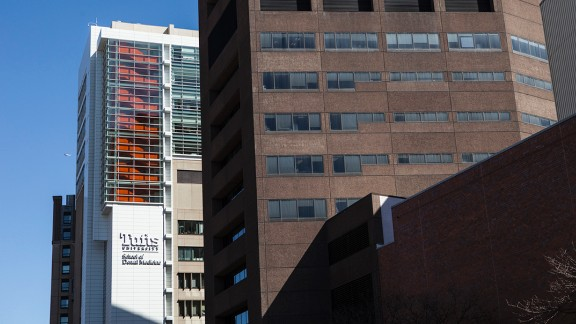 Tufts Medical Center treated about 20 patients injured by the Boston Marathon bombings.