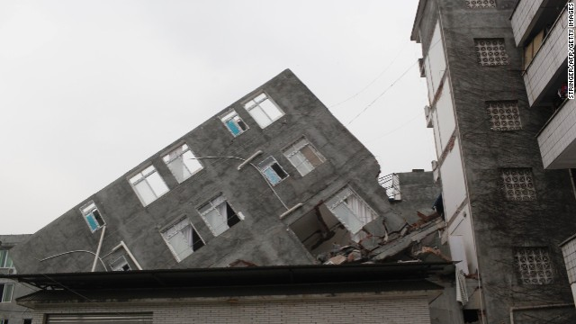 Why large quakes keep occurring in China