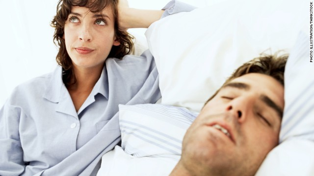 Snoring may be more than something that wakes up your spouse. It could be the sign of a deeper problem.