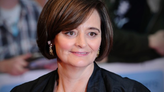 Cherie Blair attends the worldwide premier of Larry Crowne at the Westfield Shopping Center in London on June 6, 2011.