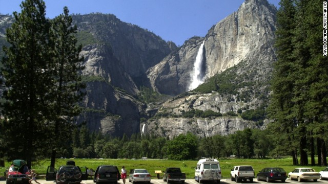 Teresa Ghilarducci says having seniors pay more to visit  parks like Yosemite in California is the wrong way to fix the budget.