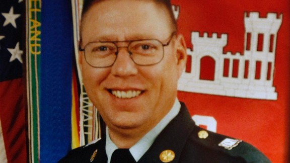 Sgt. John Russell Russell, a communications specialist, was on his third deployment to Iraq.