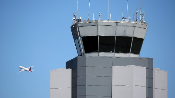 Fewer air traffic controllers in the towers means flight delays and cancellations at the nation