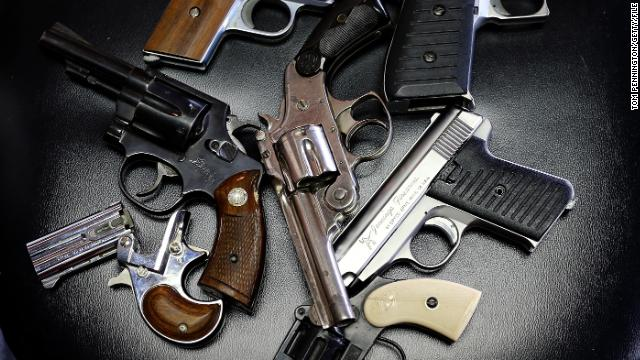 Strict state gun laws could lead to drops in suicide, study says