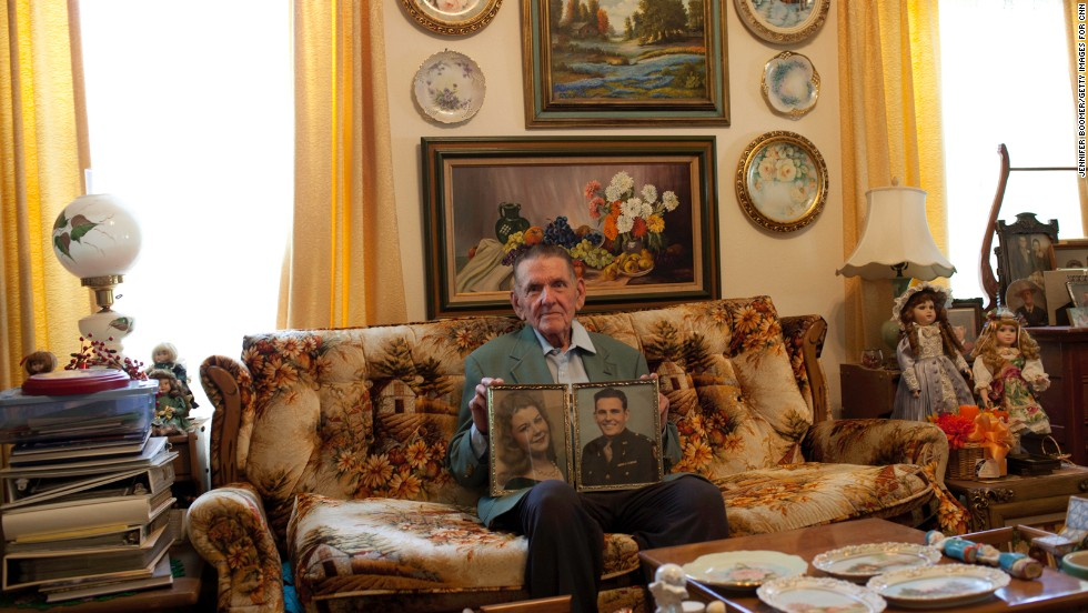 "Emil ""Sonny"" Fridel, 90, surrounds himself with memories of his late wife, Pearl -- including the oils, china plates and dolls whose faces she painted. Even after she died, he frequented the West Rest Haven nursing home where she spent her last days. He wanted to help the residents there the night of the fertilizer explosion."