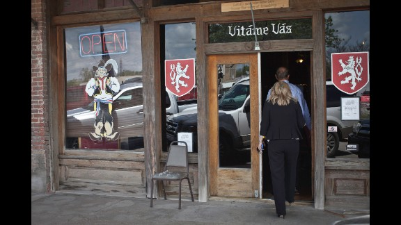 "Many stores in town bear the Czech greeting ""Vitame Vas."" The first settlers came to the area decades before West was formally established in 1882. The railroad brought outsiders, including Czech immigrants who in many ways still define the place."
