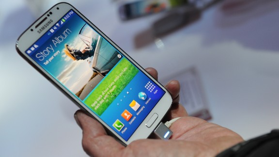 Consumer Reports gave top marks to Samsung