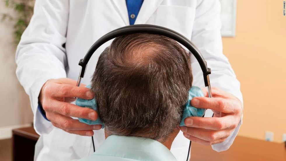 As the U.S. population ages, audiologists are in demand and enjoy a low-stress job.