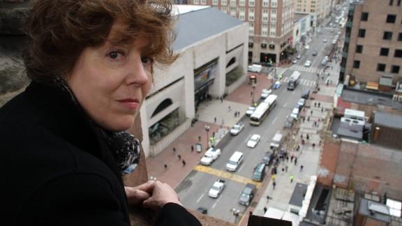 Nancy Taylor, senior minister of Boston