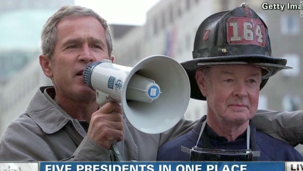 Opinion History S Jury Is Still Out On George W Bush Cnn